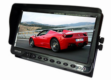 10.1 Inch Car TFT LCD Rear View Reverse Parking Monitor Backup Kit Retail/Pc Free Shipping