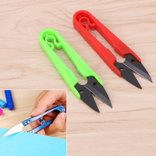 2X Mini Handheld Sewing Embroidery Thread Trimmer Cutter Scissors Clippers Snip(China)