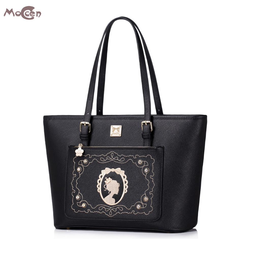 Moccen 2017 Luxury Women Shoulder bags High Quality Bags For Women PU Leather Ladies Tote Female Wristlet<br><br>Aliexpress