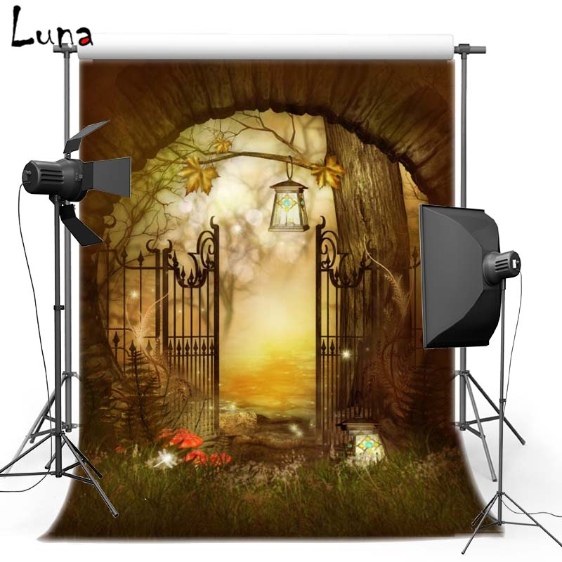 7x10ft Vinyl Photography Background Halloween party Backdrops Door for photo studioFree shipping HA186<br><br>Aliexpress