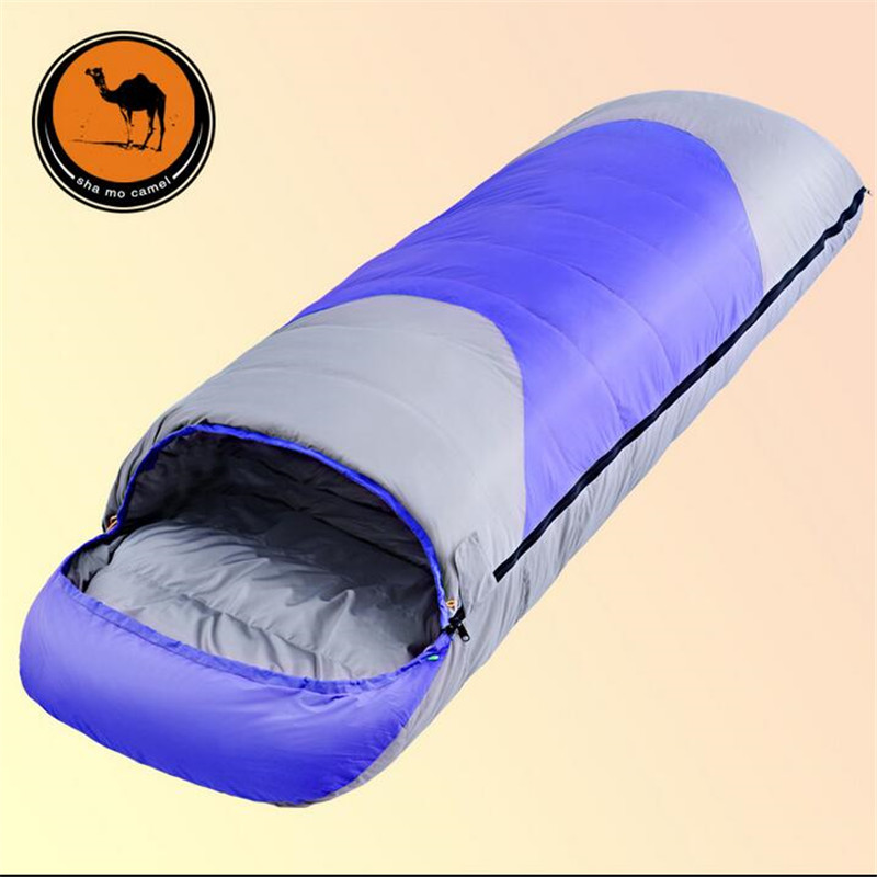 1800g White Duck Down Sleeping Bag For Winter Waterproof Windproof Sleeping-bag-outdoor CM104<br><br>Aliexpress