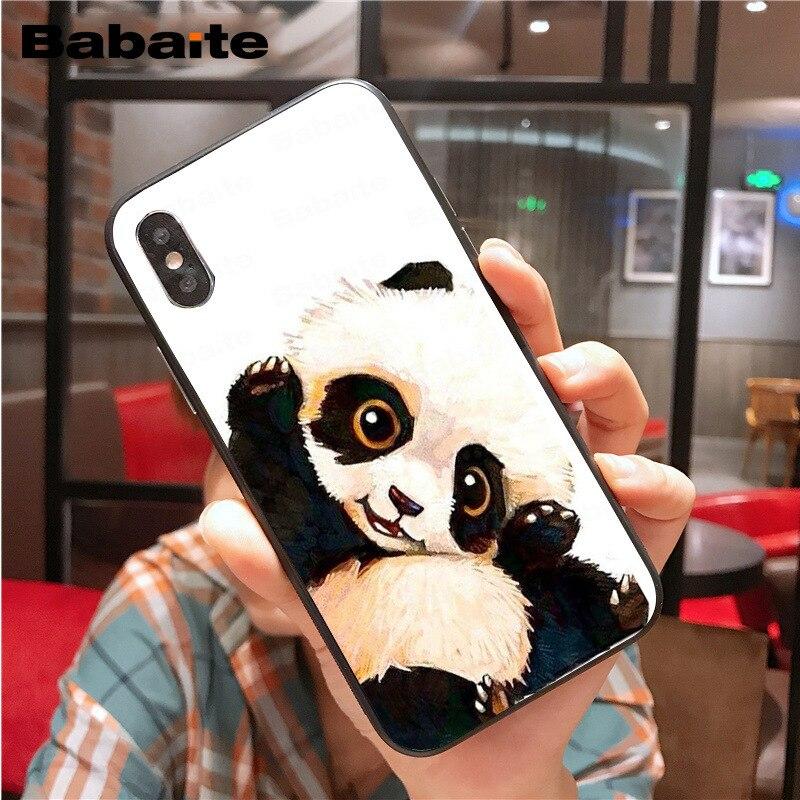 Cute lovely  teddy panda