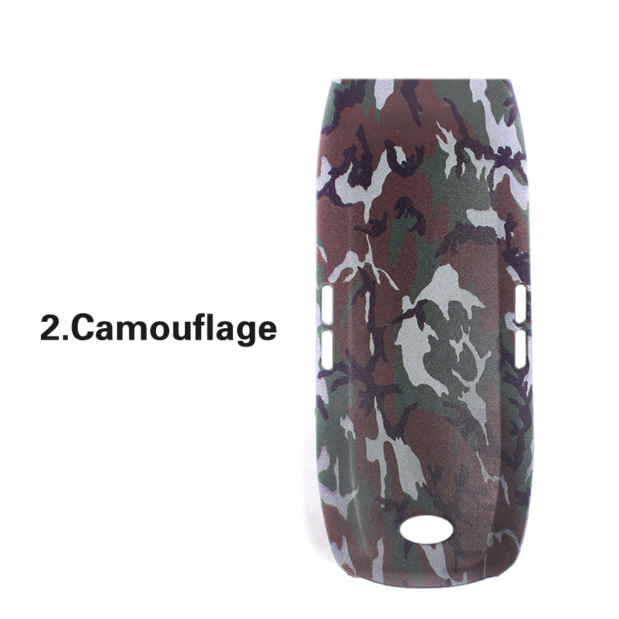 DIY 16 Color Short Body Cover for DJI Spark Accessories Drone Housing Camouflage Doby Shell Case for DJI Spark Parts