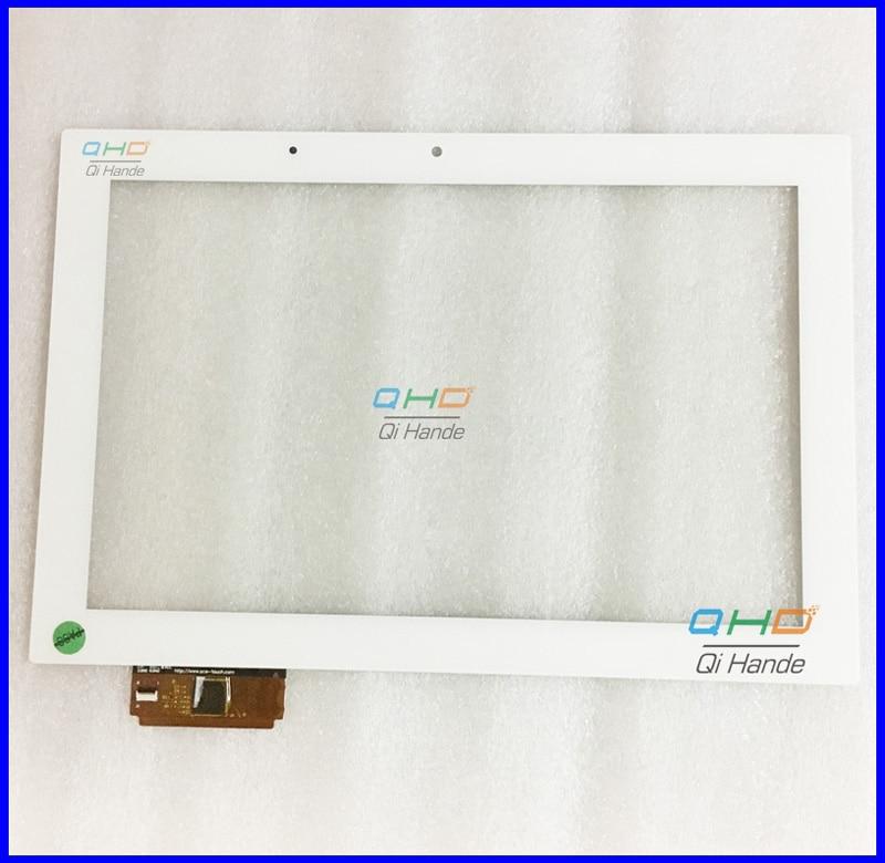 10.1 inch New Capacitive Touch screen panel Digitizer Glass Sensor For PRESTIGIO MULTIPAD 4 DIAMOND PMP7110D_3G TABLET PC<br>