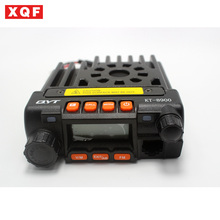XQF NEW 25W MINI Moblie Radio QYT KT-8900 Dual Band Car Radio Transceiver VHF/UHF 136-174/400-480MHz(China)