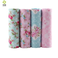 Patchwork Cotton Fabric Fat Quaters Tilda Cloth Quilting Patchwork Fabrics For Sewing Doll Choth   4pcs/lots 40*50CM