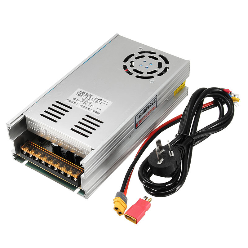 Hot Sale 12.6V 600W Power Supply RC Balance Lipo Battery Charger For ISDT SC-620 Balance Charger Accessories Spare Parts<br>