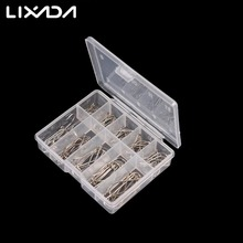 100Pcs 1 Box 3# - 12# 10 Sizes High Quality Hard Steel Jig Hook with Hole Fishing Tackle For Different Size Fishing Environment