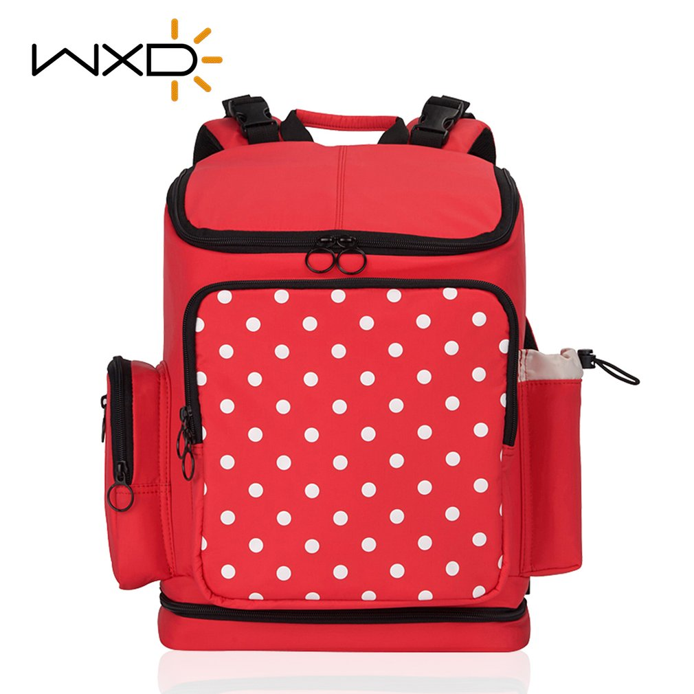 Travel Diaper Bag Backpack For Mother Baby Maternity Stroller Accessories Multifunctional Big Capacity Nappy Diaper Mom Bebe Bag<br>