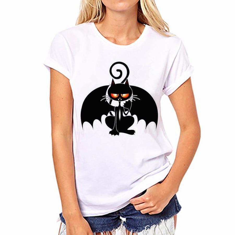 100% Pur Coton T-Shirt D'été 2018 Vente De Mode Col Rond T-shirt Adorable Panda Mignon T-shirt Femmes kawaii Vêtements Casual 15