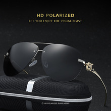 New men and women polarized sunglasses color film series frog mirror large frame glasses classic trend sun giasses 233