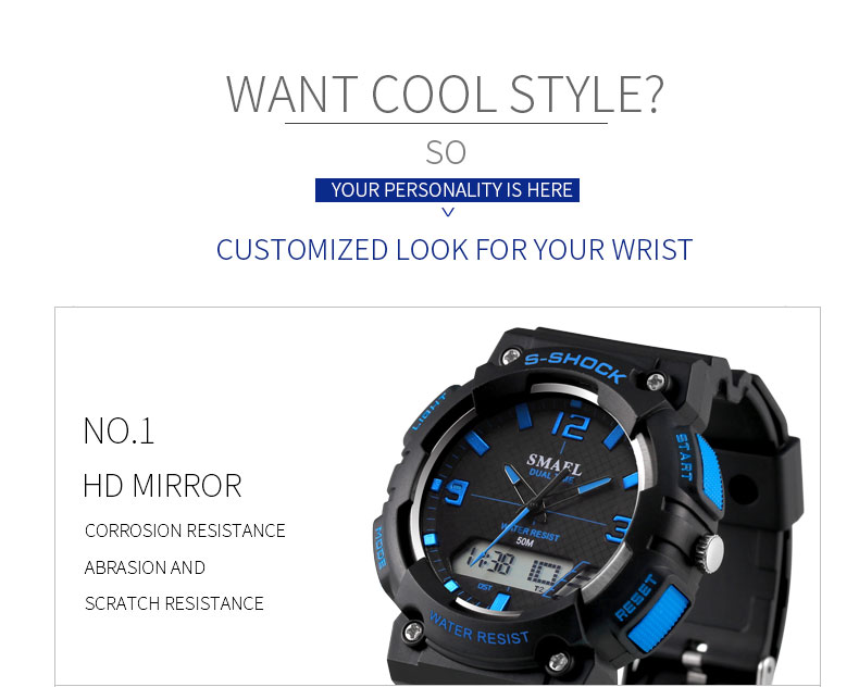 2.sport watch digital