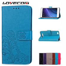 Buy LOVECOM Luxury Retro Clover Leather + Soft Silicone Cover Case Xiaomi Redmi 4A 5.0 inch Wallet Flip Phone Cases Coque Fundas for $2.86 in AliExpress store