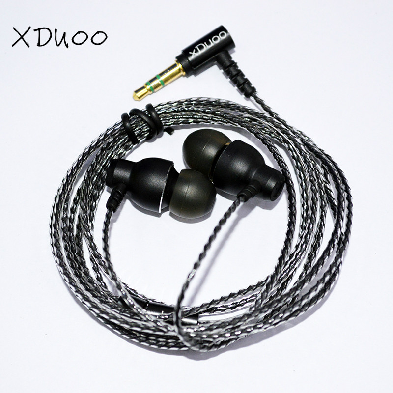 Original xDuoo EP1 In Ear 3.5mm Earphone Stereo Dynamic HI-FI Noise Cancelling Sport Headset for iPhone 6s Xiaomi LG<br>