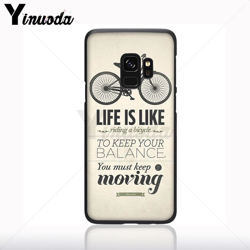 life is liking a ride bicycle bike dog