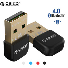 Заказать из Китая ORICO bta-403 USB Bluetooth адаптер 4.0 Портативный Bluetooth 4.0 адаптер для Win 7/8/10(China) в Украине