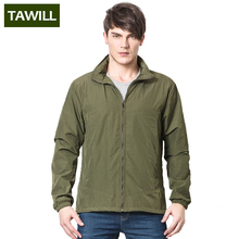 TAWILL Brand Windproof Waterproof jacket Men Windbreaker 2016 New spring Autumn  Mens Jackets And Coats High quality 5100