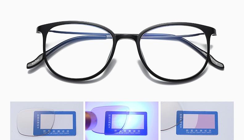 bc3a2ad7b66 2019 2018 New Retro Square Frame Eyeglasses Frames Men Spectacle Eye ...