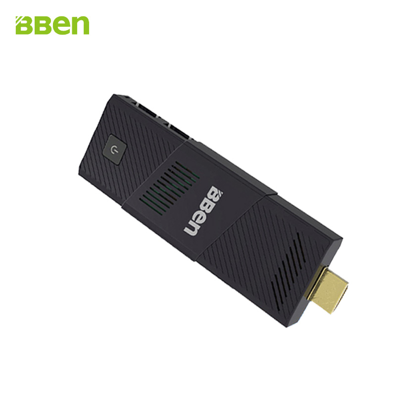Bben MINI PC Windows10 Licensed or no , Intel z8350 Quad-Core, 2GB 4GB RAM , 32GB 64GB ROM , Compute Stick with EU plug(China (Mainland))