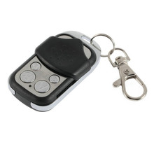 1pcs Worldwide Electric Cloning Universal Gate Garage Door Remote Control Fob 433mhz Key Fob(China)