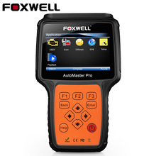 Foxwell NT624 Pro Multi Brand System Transmission ABS Airbag SRS Engine Automotive Diagnosis Universal Car OBD 2 Diagnostic Tool(China)