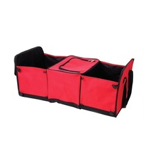 Hoomall Foldable Car Storage Boxes Trunk Organizer Toys Storage Bins Basket Styling Auto Containers Accessories Supplies(China)