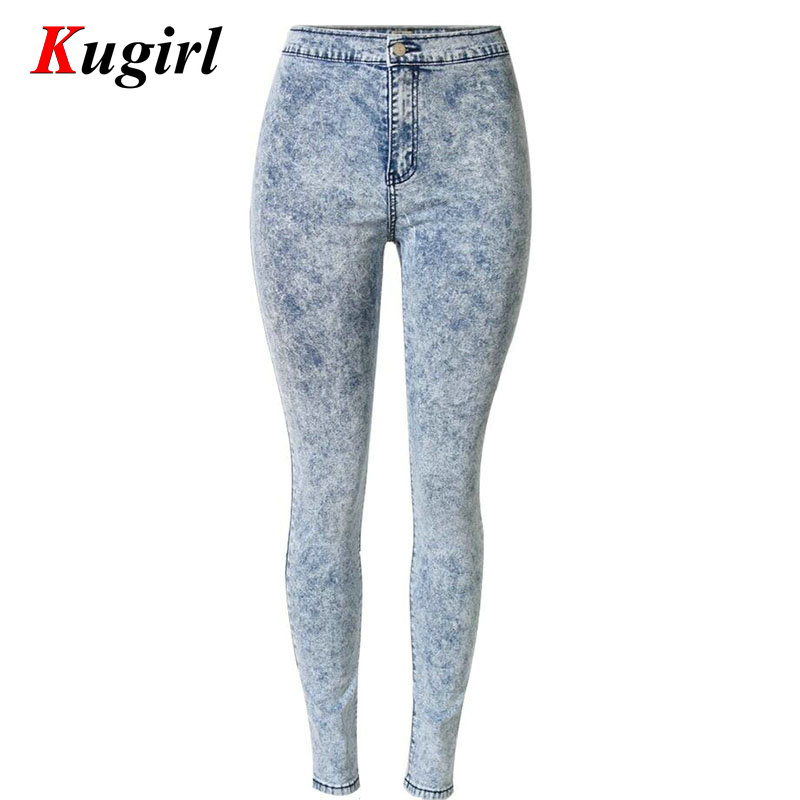 2017 Womens Vintage High Waist Jeans Jardineira Jeans Feminina Denim Pants Female Slim Skinny Trousers Calca JeansОдежда и ак�е��уары<br><br><br>Aliexpress