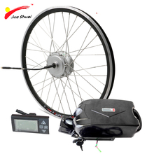 250W Bafang 8FUN Front Motor Wheel Electric Bike Conversion Kit with 36V10ah Battery 26'' Bicycle motor electrico para bicicleta