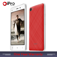 IPRO Quad-core Celular Android 5.1 Unlocked  Mobile Phone Smartphone WAVE 4.0II 512M RAM 4GB ROM Dual SIM Cell Phones Case+Film