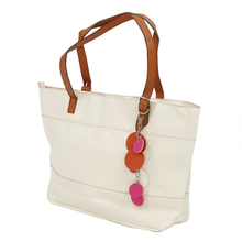 Sweet-Color Women girls Satchel Handbag Shoulder Tote Bag Lady Bag Shopper beige