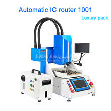 LY 1001 automatic iphone ic milling router, cnc milling machine for iPhone Main Board Repair