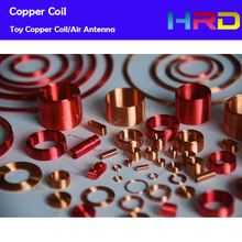 Toy Copper Coil Air Antenna