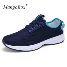 Hot Mens Sports Shoes Running Breathable Trainers Black/White Original Training Sneakers Spring/Summer Jogging Shoes Cheap(China)