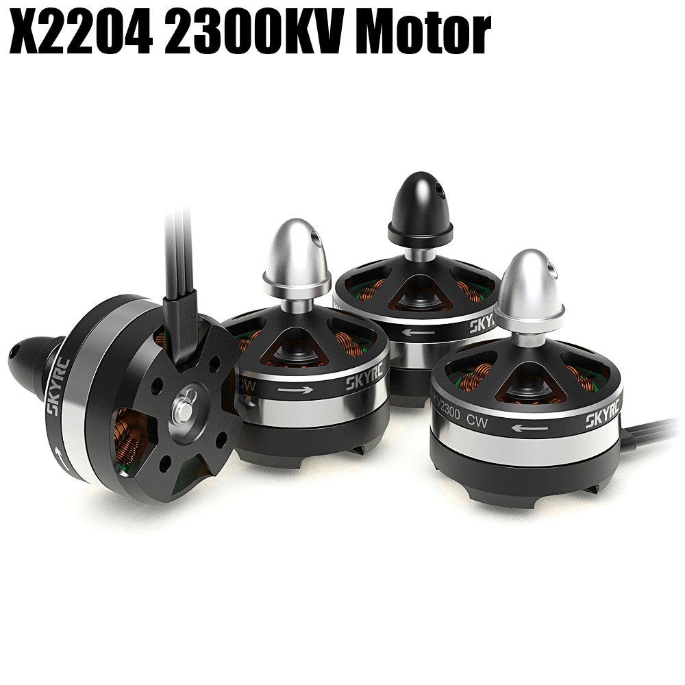 2016 New SKYRC Extra 2 CW + 2 CCW X2204 2300KV Brushless Motor for RC 250 280 Multicopter &amp; 5040 Propeller RC Drone Dron Toys<br>
