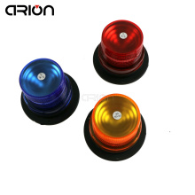 CRION Hot DC12V Car Truck Magnetic Warning flash beacon Strobe Emergency light Police lights lamp Blue Amber Red