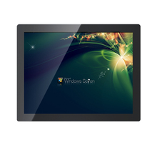 "M150-EC/ Faismars 15 Inch Metal&Aluminum Shell Touch Screen Monitor With DVI Interface/ 15"" Ten Point Capacitive Touch Monitor"