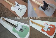 Free shipping ! HOT new F TELE solid body Telecaster Electric Guitar in stock