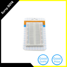 Mini Solderless Breadboard Bread Board 400 Contacts Available Test Develop DIY(China)