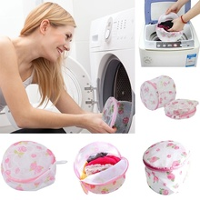 Nylon Mesh Clothes Washing Machine Launry Bra Lingerie Washing Bag Protecting Laundry Bags&Baskets Wash Bag Pouch Basket Zipper