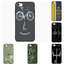Bicycle Bike Quotes Bike Life For Samsung Galaxy S Note 2 3 4 5 6 7 Edge Active Mini Cell Phone Cases Cover Shell Decor Gift(China)
