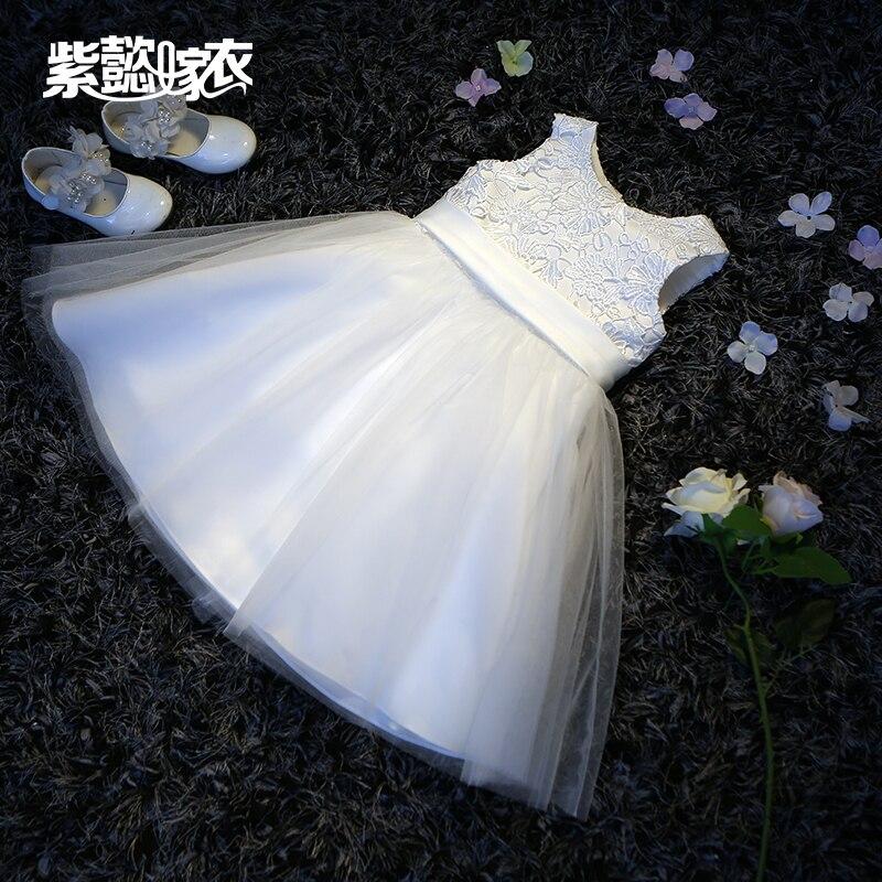 Spring and summer dresses princess dress new children spring old baby dress<br>