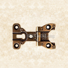 Hotsale 5PCS 3inch Retro Vintage Style Furniture Hinges European Antique Door Hinges Cupboard Cabinet Bronze Hinges
