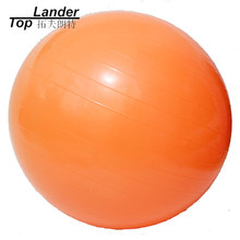 Inflatable Pilates Balls Exercises Yoga Fitness Ball 45 55 65 75cm Anti-Burst Pilates Equipment Balance Fitball Sport Balloons(China)