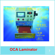 12 inch LCD Touch Screen OCA Laminator laminating Machine, no need bubble remover, English touch panel