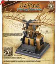 RealTS Flying Machine Da Vinci Machines Series(18146) Academy Plastic Model kit