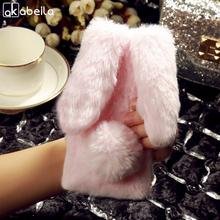 Buy AKABEILA Silicon Cases BQ 5059 Case Rabbit Hair Bling Diamond Anti-knock Covers BQ 5059 Strike Power Cover Back for $7.47 in AliExpress store