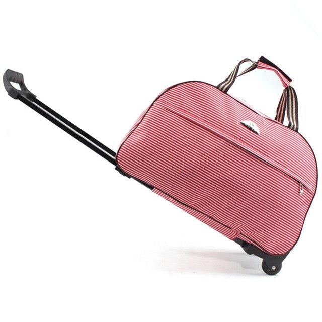 Bolso de equipaje con ruedas