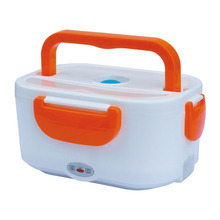 Portable Electric Heating Lunch Box Heating Car Plug Heated Lunch Box Lunch Box Food Warmer Car Truck Stove Oven