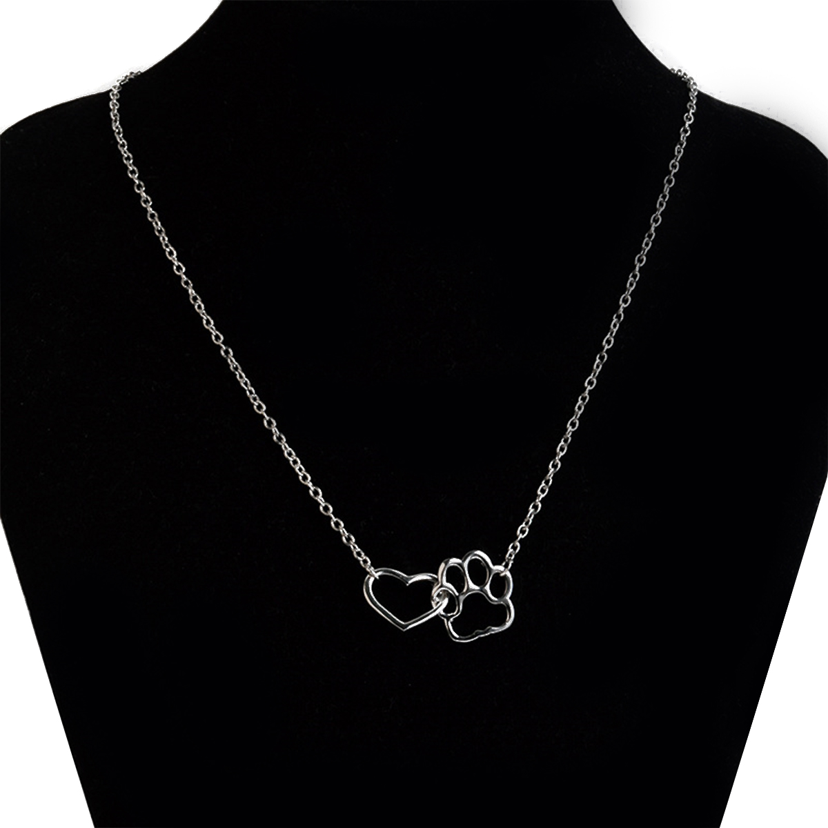 SALE HOLLOW PET PAW FOOTPRINT NECKLACES FOR CAT LOVERS-Cat Jewelry-Free Shipping SALE HOLLOW PET PAW FOOTPRINT NECKLACES FOR CAT LOVERS-Cat Jewelry-Free Shipping HTB1HNEiRpXXXXXtXFXXq6xXFXXX9