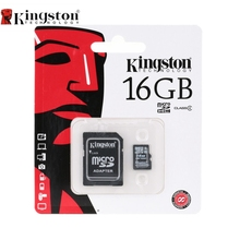 Kingston 8 GB 16 GB Micro SD Card Memory Card Class4 Microsd Cartao Memoria Tarjeta Memory Card Micro SD Tf Card For Smartphone(China)